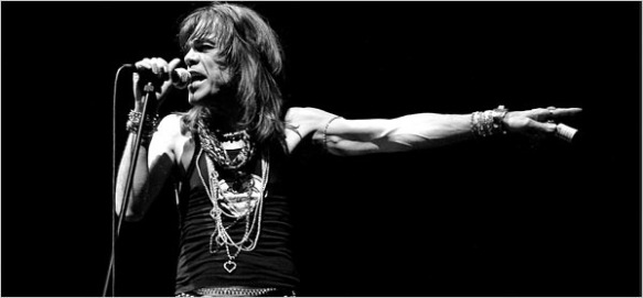 David Johansen shows the way to a better website